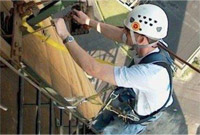 Safety Connection components of comprehensive fall protection programs