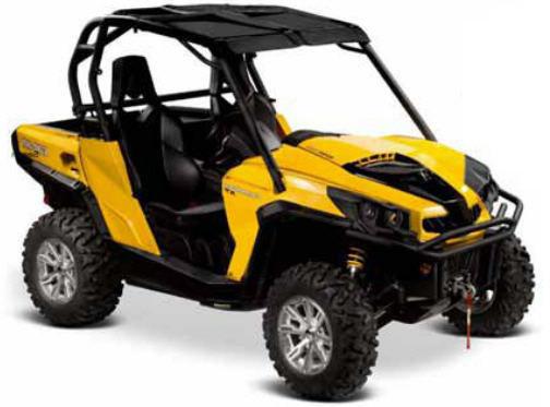 Inventory software customer: McDonald ATV