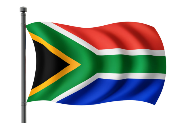 International: South Africa