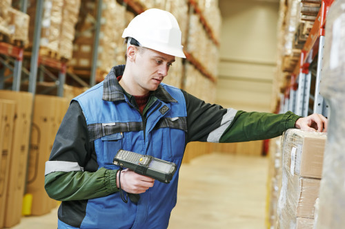 Barcode system software for warehousing management: Warehouse transfers
