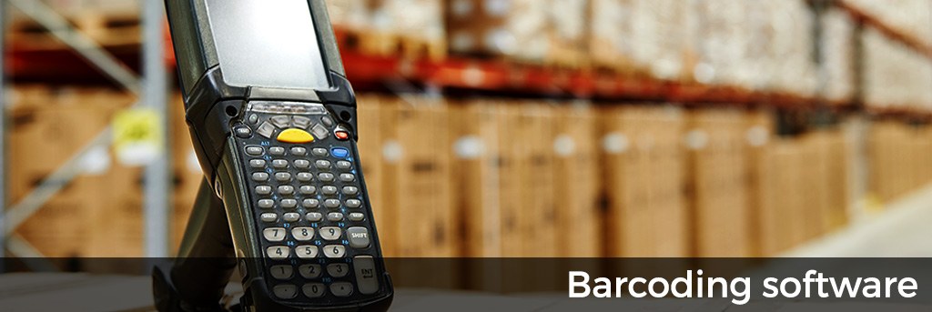 Barcoding software for QuickBooks