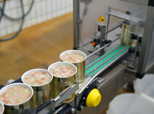Beverage & food distribution software: Batch process manufacturing