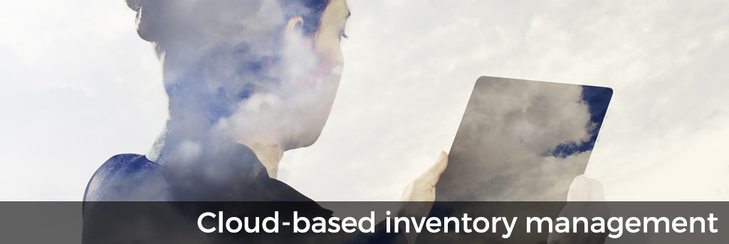 Cloud-based inventory management