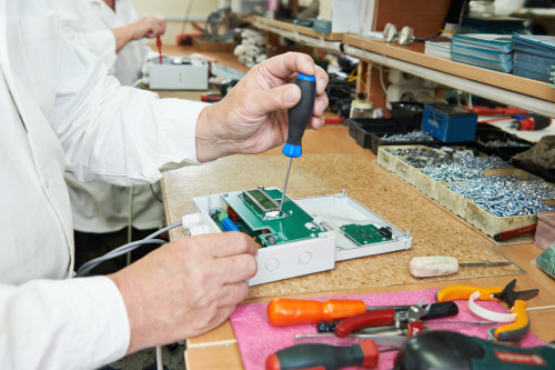 Electronics inventory software streamlines installation & repair