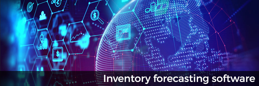 Inventory forecasting software for QuickBooks®