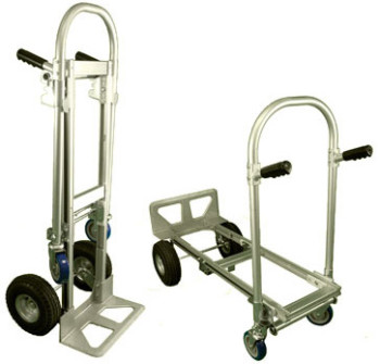 Hand truck manufacturer uses Acctivate