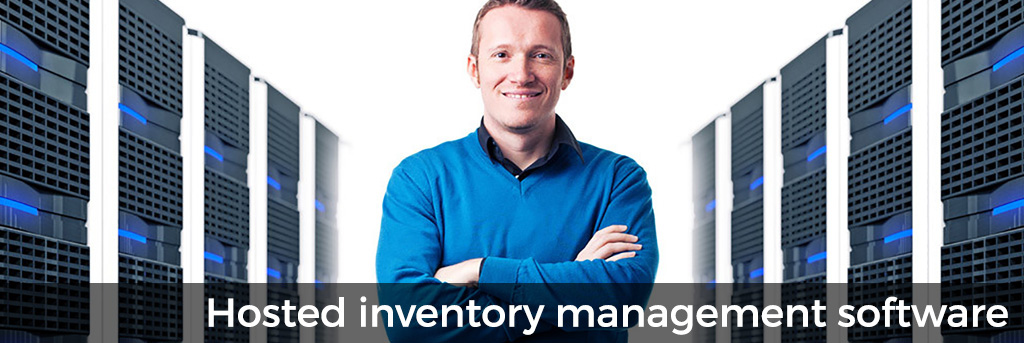Hosted inventory software solutions
