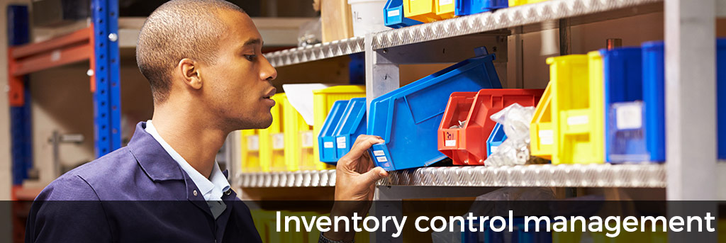 Inventory management and control for QuickBooks