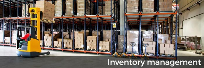 inventory and warehouse management for QuickBooks