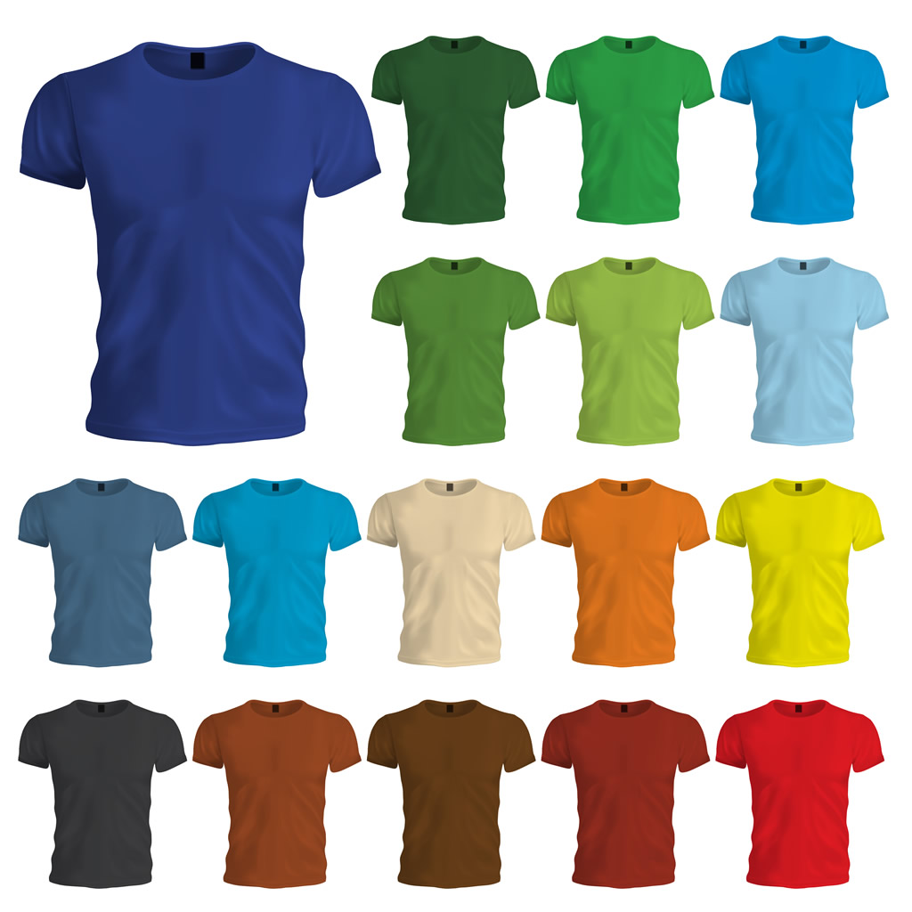 Matrix inventory software - multiple colors of t-shirts