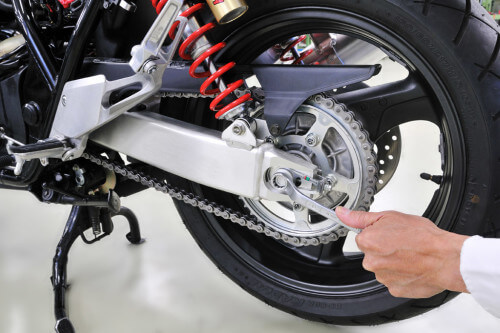 Motorcycle tuning services