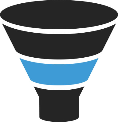 Sales and customer service for QuickBooks: Do you have a sales funnel or a sales strainer?