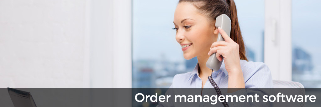 Order management software