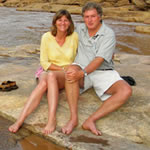 The Leakey Collection founders Phillip & Katy Leakey