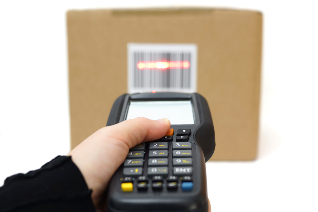 QuickBooks warehouse management software combined with ruggedized mobile computers & barcoding