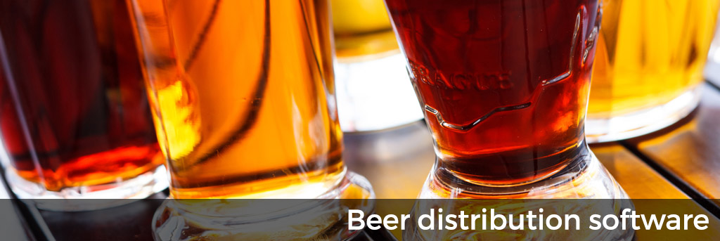 Beer Distribution Software - Learn More