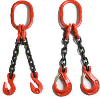 chain slings from wholesale rigging distributor