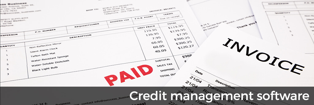 Credit management software for QuickBooks