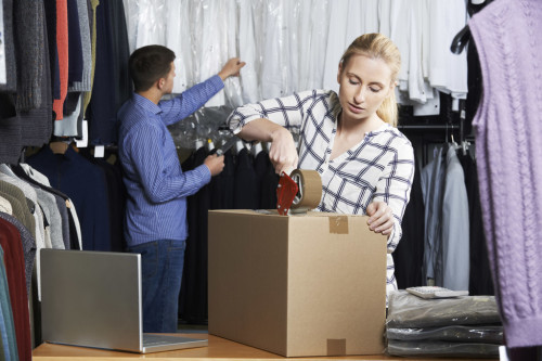 Apparel inventory management and fashion distribution software: EDI