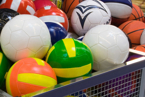 Sports equipment inventory software: matrix inventory management