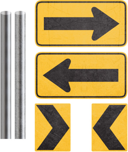 traffic sign products manufacturing handled with Acctivate
