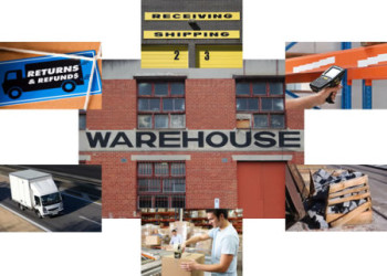 Inventory software with warehouse management