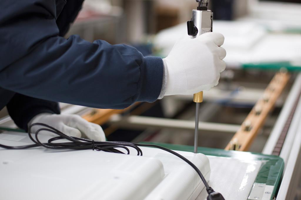 Refurbishment manufacturing software