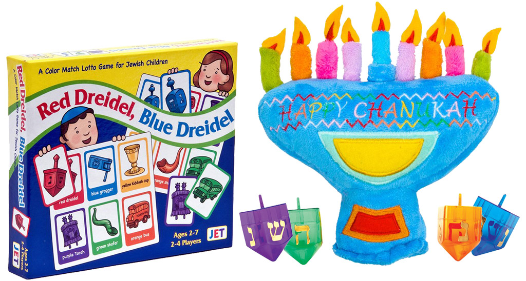 Jewish Educational Toys Acctivate customer
