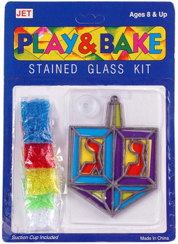 Jewish Educational Toys Stained Glass Kit