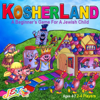Jewish Educational Toys game