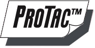 Protac papers and pressure sensitive products
