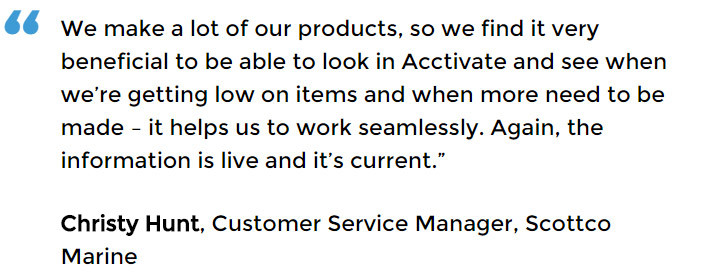 A purchasing and inventory control solution with reordering capabilities