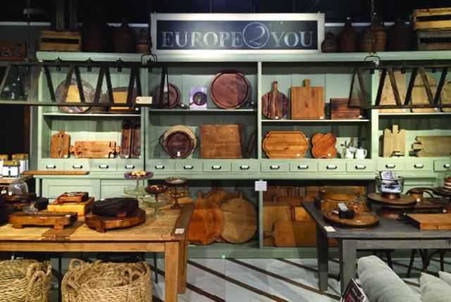 Europe2You furniture distributor