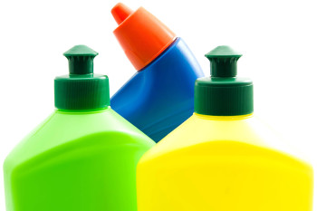 Pingry Caswell manages inventory of janitorial products in Acctivate