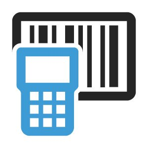Warehouse inventory control with barcoding and mobile