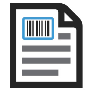 Barcode inventory control provides data