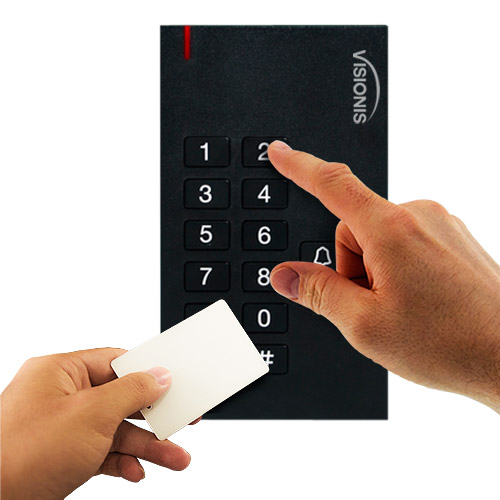 FPC Security Keypad