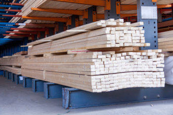 Lumber companies control costs with construction inventory software.