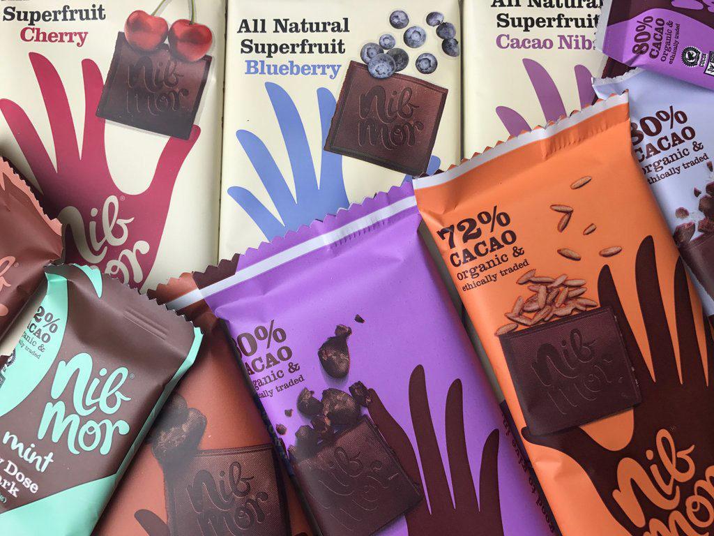 Jennifer Love, QuickBooks Connect speaker & co-founder of Nibmor Chocolate