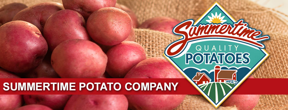 Summertime Potato Company - produce distribution software customer