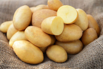 Summertime Potato handles packaging & distribution of gold potatoes with produce distribution software
