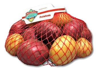 Summertime Potato handles packaging & distribution of medley potatoes with produce distribution software