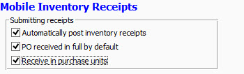 Warehouse management enhanced in Acctivate 10.3