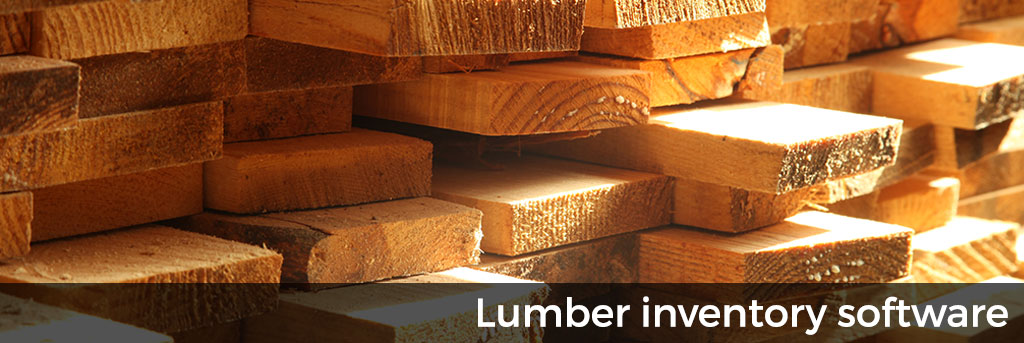 Easy-to-use and affordable lumber inventory software.