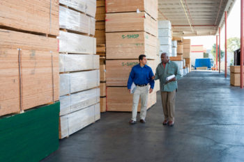 Stand out against the crowd with lumber inventory software.