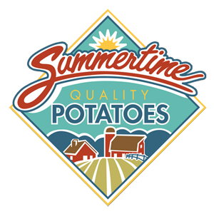 Summertime Potato logo