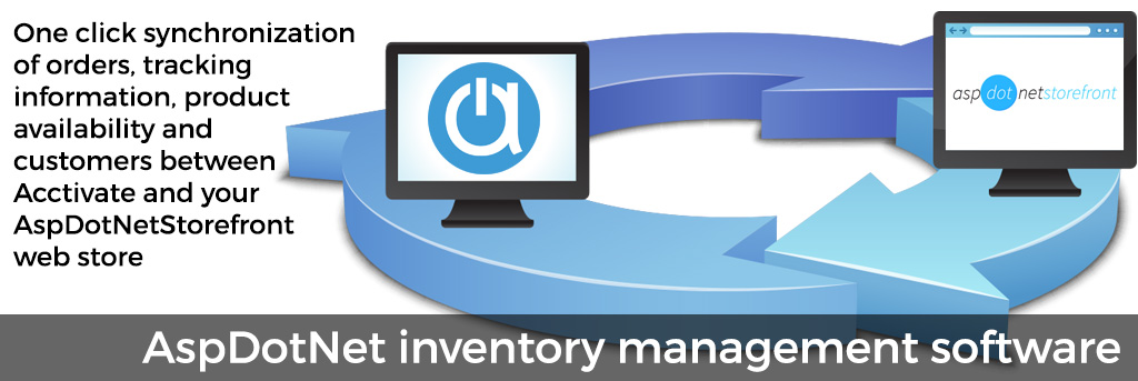 AspDotNet inventory management software