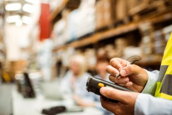 omni channel fulfillment with barcoding