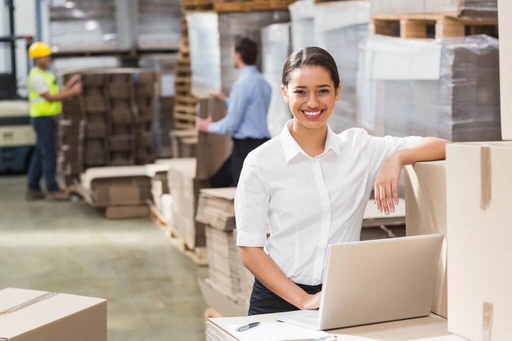 Omni channel fulfillment with inventory management