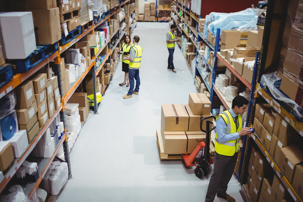 Order fulfillment automation for online retailers